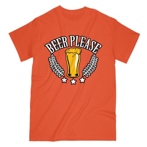 Beer Please Men's T-Shirt