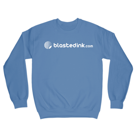 Image of Classic Blasted Ink Sweatshirt