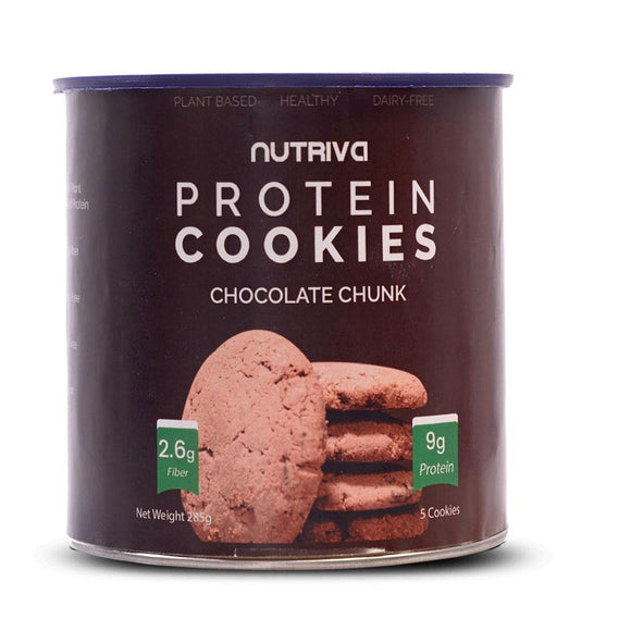 Nutriva Protein Cookies Chocolate Chunk