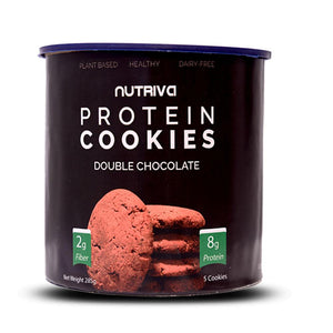 Nutriva Protein Cookies Double Chocolate