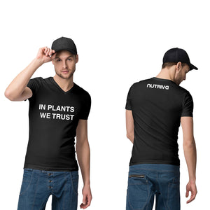 Unisex T-Shirt In Plants We Trust
