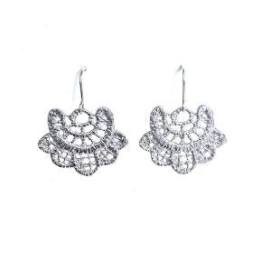 Alençon Earrings
