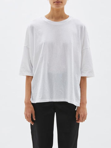 Slouch Side Step Tee