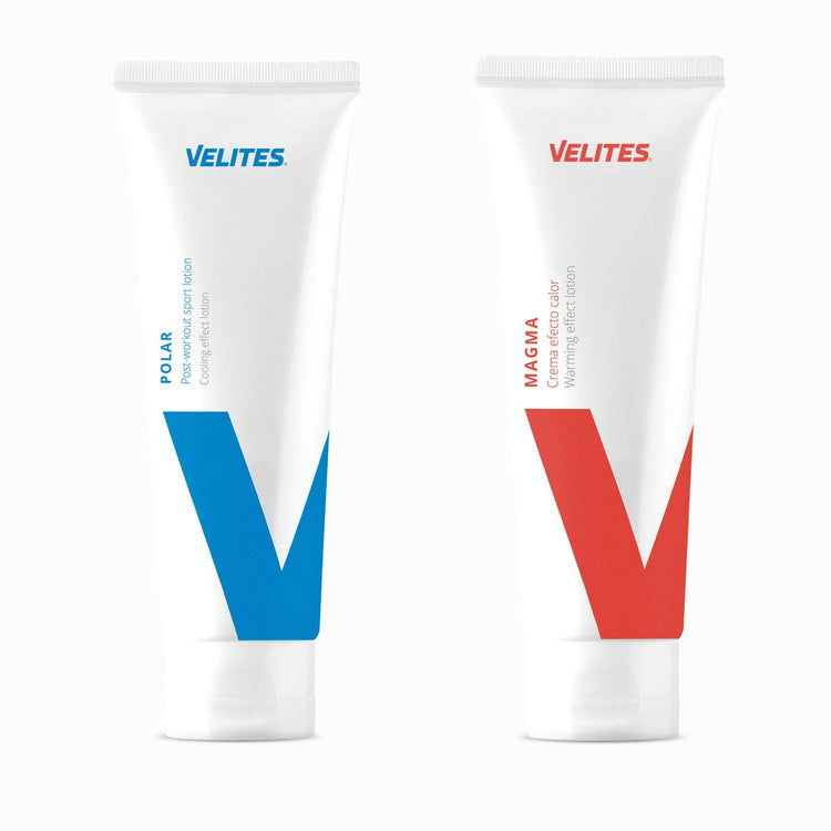 Heat cream magma + Cold cream polar I Pack