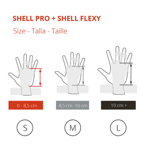 Shell Pro Wave Hand Grips + Stone Callus Care System