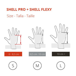 Shell Pro Hand Grips - Core Wrist Wraps Pack