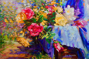 Flowers of Grace (SOLD)