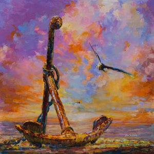 anchor painting, anchor art