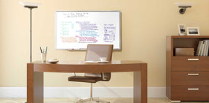 FRAMED NON POROUS WHITEBOARDS