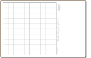 "HUNDRED COUNT GRAPH - 11"" x 16"" - #1 with Elementary - HCGC1116-2x"