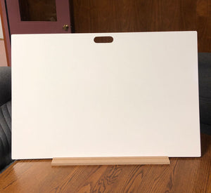 "BLANK UNLINED DOUBLE SIDED DRY ERASE,  24"" x 36"" Student Whiteboards - M2436-2x-H - $20 each"