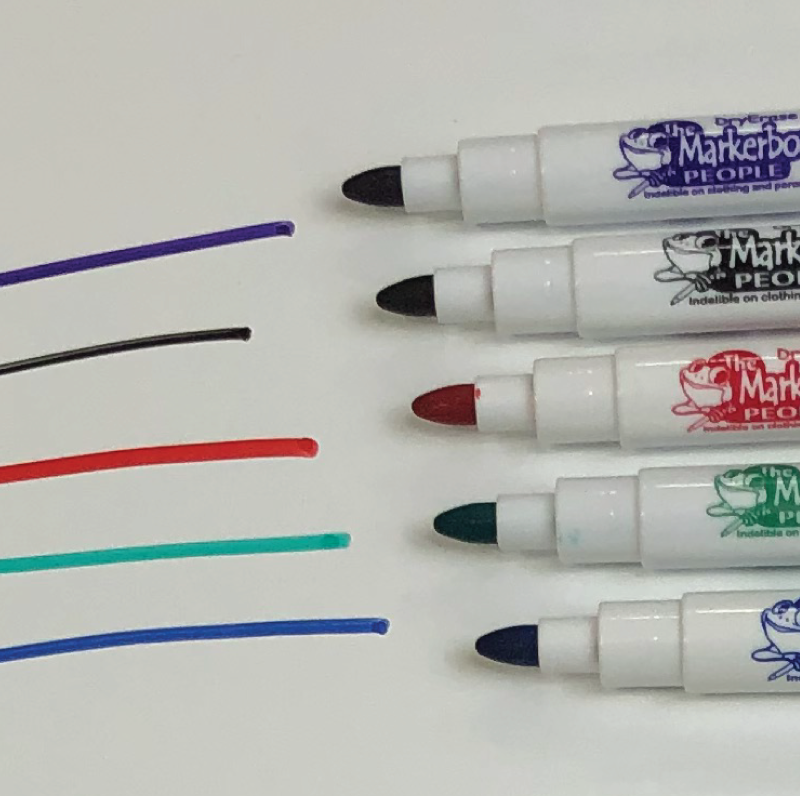 Student Dry Erase Markers Great Prices Bold Colors Great Erasability Dryerase Com