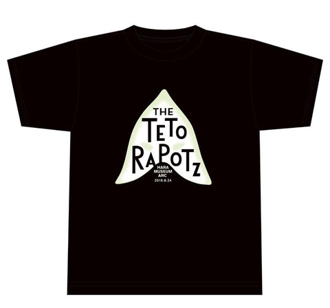 THE TETORAPOTZ Special Live Performance at Hara Museum ARC on August 24,2019 | Limited T-shirts