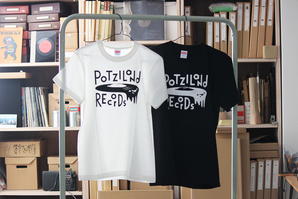 004: Potziland Records  T-Shirt