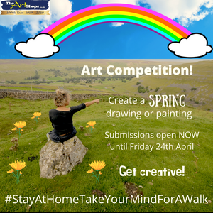 ART COMPETITION - Brighten up your Easter break and create some art!