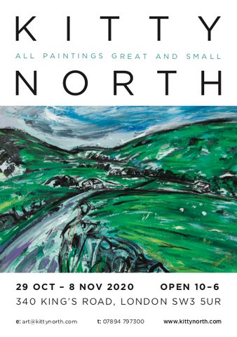NEW EXHIBITION - 340 Kings Road, 29 Oct-8 Nov 2020