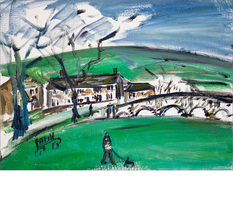Burnsall Dog Walking - SOLD