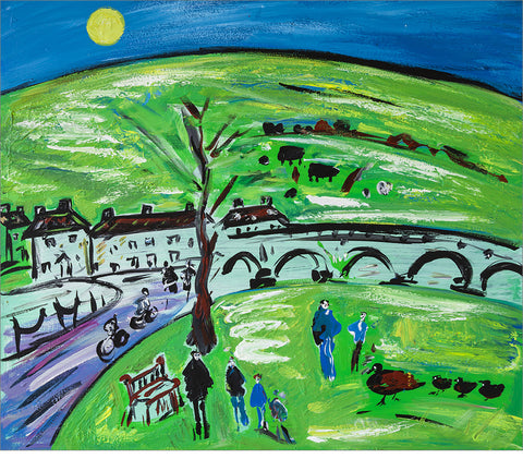 Burnsall Summer