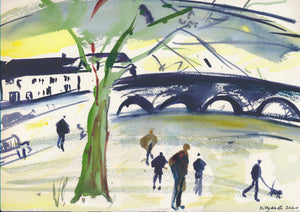Burnsall Village Green - SOLD