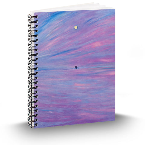 Tranquility Notebook A5