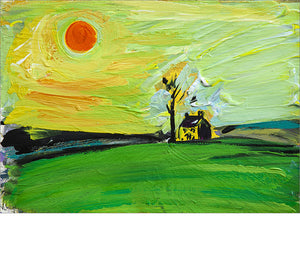 Winter Sun (SOLD)