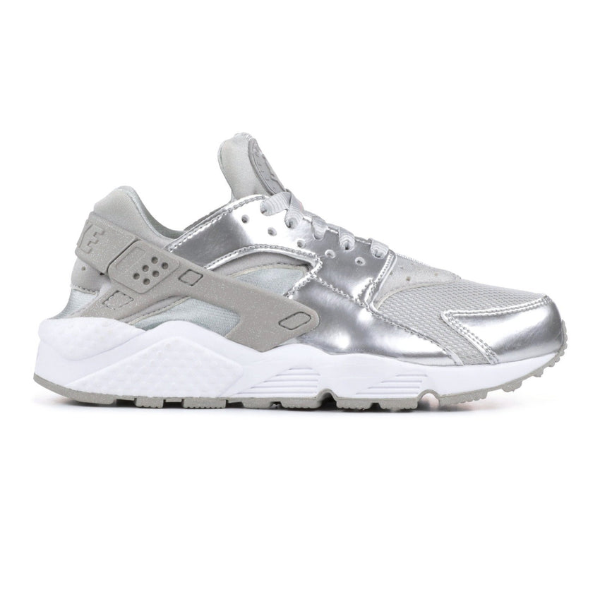 a12eb351c84c9 Nike Air Huarache Run Premium Metallic Silver Men's Shoes – H8 Shoes ...