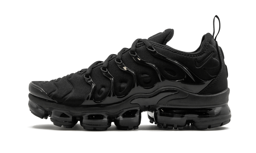 super popular b703d 75782 Nike Air VaporMax Plus Men's Shoes Black