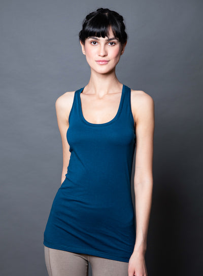 Ashlesha- LONG LIGHTWEIGHT TANK