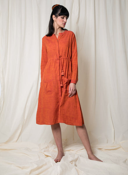 Brahmi Women's shirt dress