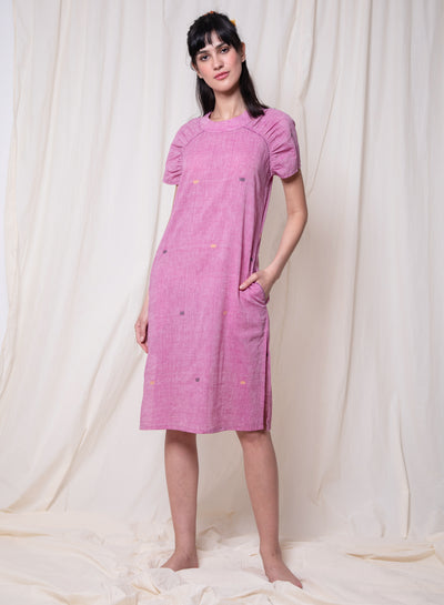 Manjistha women's shirt dress