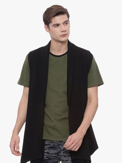 Mens Organic Cotton Jacket - Forthright Throw - mysoulspace.in