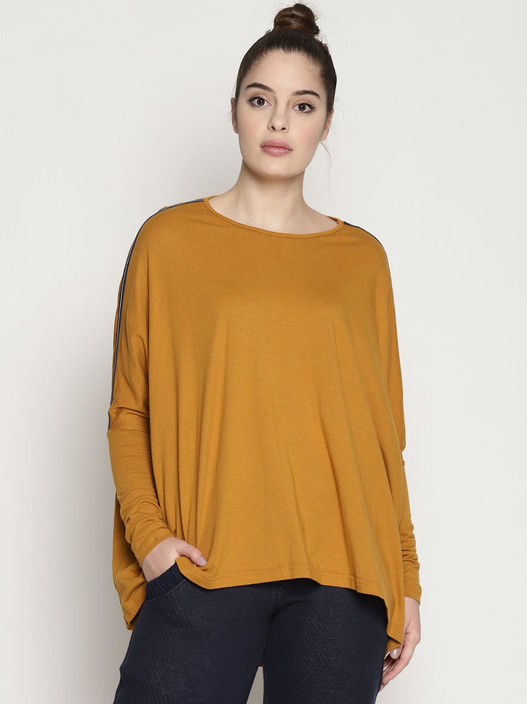 WOMENS ORGANIC COTTON TOP -FLOW TOP - mysoulspace.in