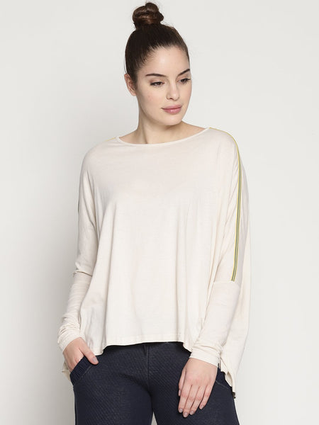 WOMENS ORGANIC COTTON TOP -FLOW TOP