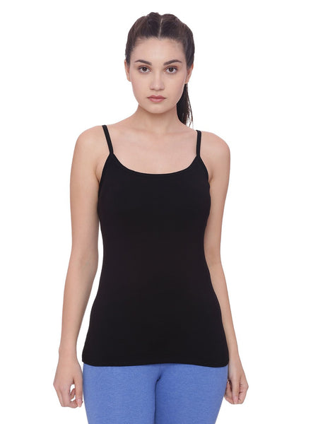 Womens Organic Cotton Camisole - Air - mysoulspace.in