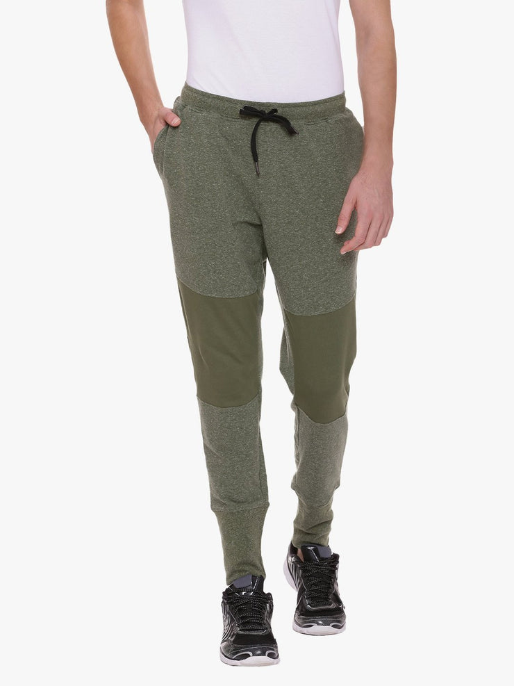 MEN'S ORGANIC COTTON JOGGERS -  BIKER JOGS - mysoulspace.in