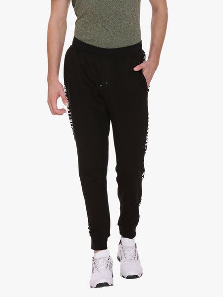 MEN'S ORGANIC COTTON JOGGERS - STRENGTH JOGS - mysoulspace.in