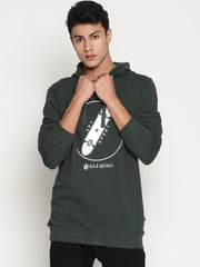 Men's Organic Cotton Hoodie- Shell Hoodie - mysoulspace.in