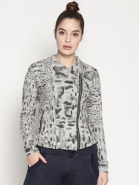 WOMENS ORGANIC JACKET - ROCKER JACKET - mysoulspace.in