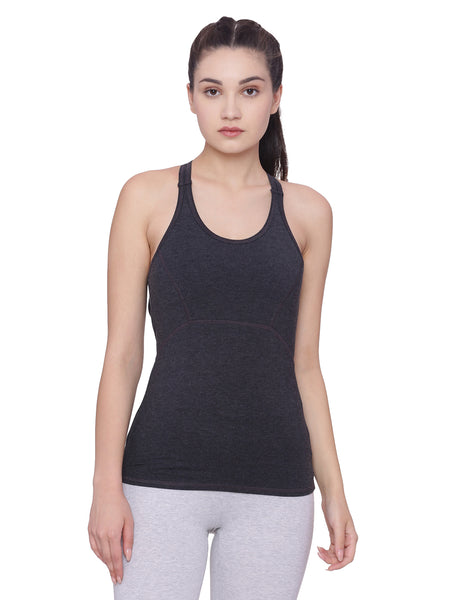 Soul Space Women's Organic cotton Yoga Tank Top