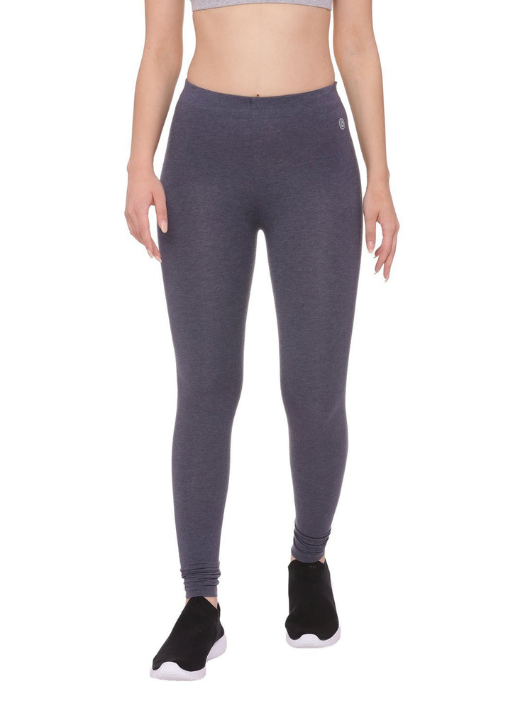Womens Organic Cotton Full Tights- Swift Tights - mysoulspace.in