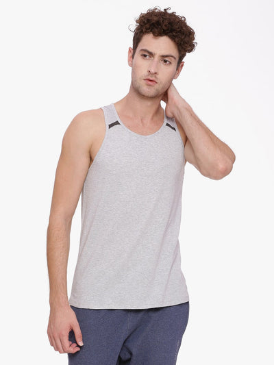 Men's Organic cotton knit  Vest - mysoulspace.in