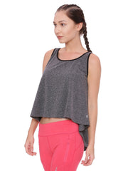 WOMENS ORGANIC COTTON TANK - MOTION MOVE TANK - mysoulspace.in