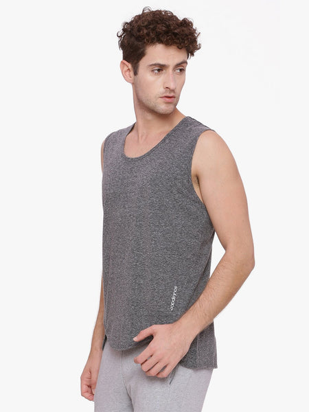 Mens Organic Cotton Core Vest