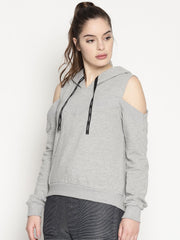 WOMENS ORGANIC COTTON PULLOVER HOODIE -AIR HOODIE - mysoulspace.in