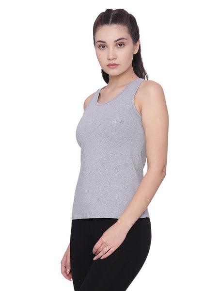 WOMENS ORGANIC COTTON TANK - MOTION TANK - mysoulspace.in