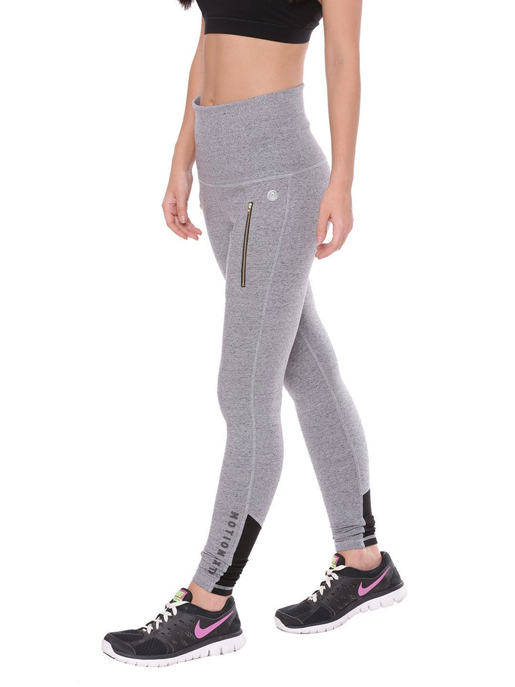 WOMEN'S ORGANIC COTTON HIGH WAIST TIGHTS - RACER TIGHTS - mysoulspace.in