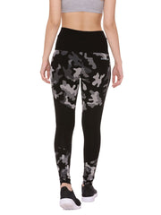 WOMEN'S ORGANIC COTTON HIGH WAIST TIGHTS - BLISS TIGHTS - mysoulspace.in
