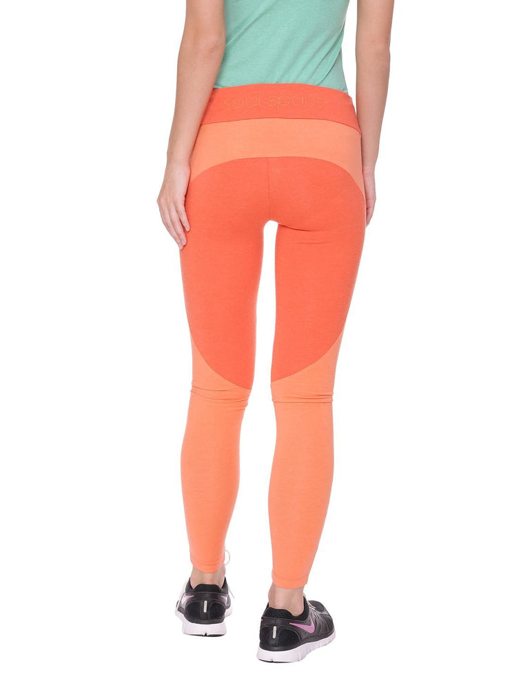 WOMEN'S ORGANIC COTTON TIGHTS - PACE TIGHTS - mysoulspace.in