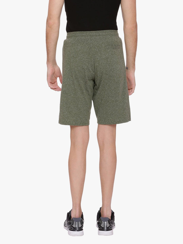 Mens Organic Cotton Knit Shorts - Comfi Shorts - mysoulspace.in