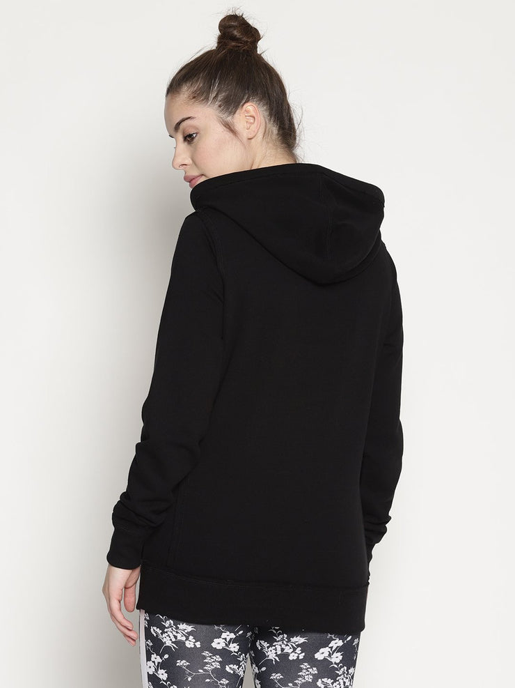 WOMENS ORGANIC COTTON HOODIE - RIPPED HOODIE - mysoulspace.in